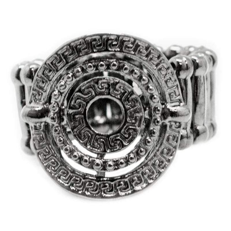 Wicked Wonders VIP Bling Ring Easy Target Black Ring Affordable Bling_Bling Fashion Paparazzi
