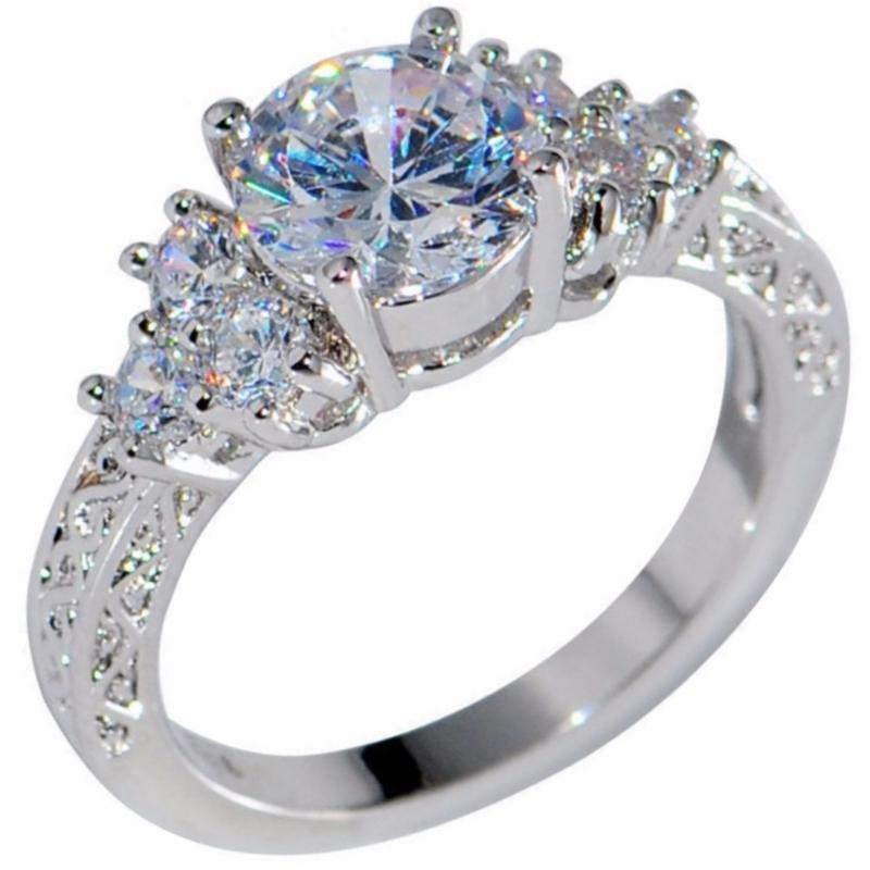 Wicked Wonders VIP Bling Ring Engage Me AAA Zircon Ring Affordable Bling_Bling Fashion Paparazzi