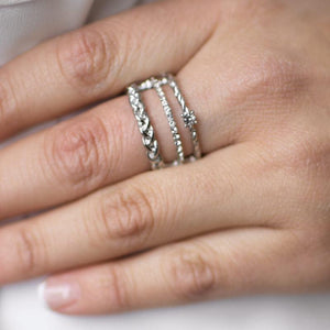 Wicked Wonders VIP Bling Ring I Promise White Ring Affordable Bling_Bling Fashion Paparazzi