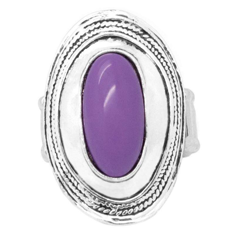 Wicked Wonders VIP Bling Ring It's a Fiesta Purple Ring Affordable Bling_Bling Fashion Paparazzi