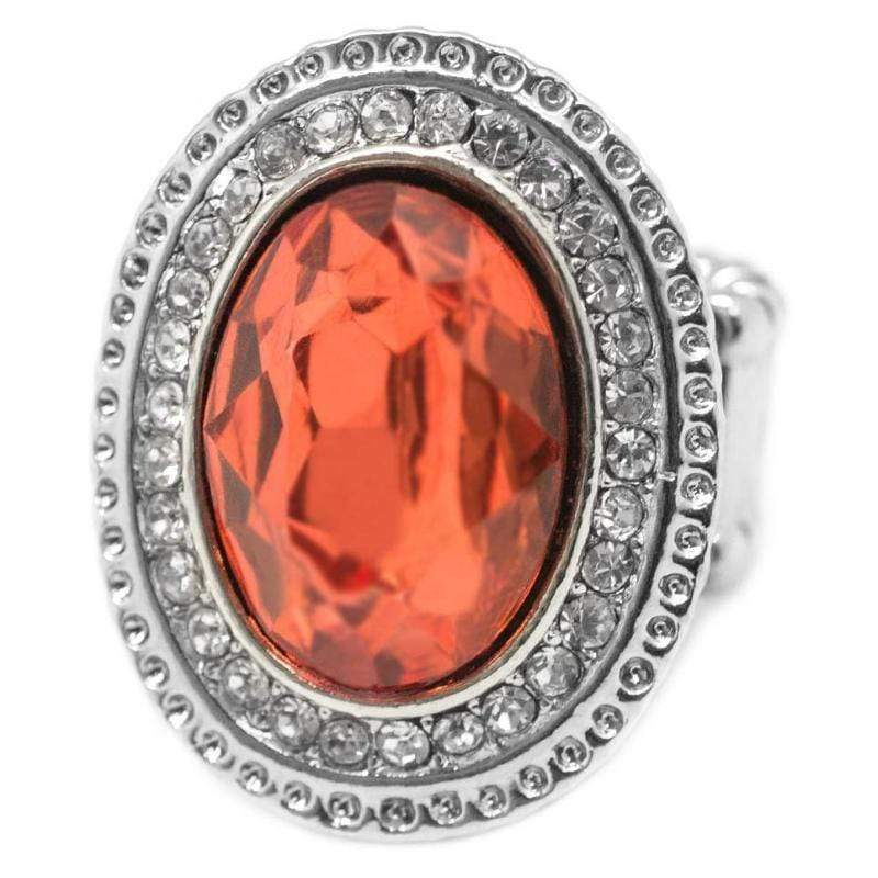 Wicked Wonders VIP Bling Ring Show Me the Money Orange Ring Affordable Bling_Bling Fashion Paparazzi