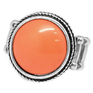 Wicked Wonders VIP Bling Ring So POPular Orange Ring Affordable Bling_Bling Fashion Paparazzi