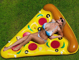 Inflatable Pizza Pool Float Toys