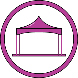 COVID-Safe icon - There will be a limit to the number of customers in-store at a time.