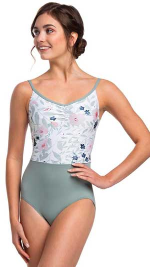 Pinched Front Leotard