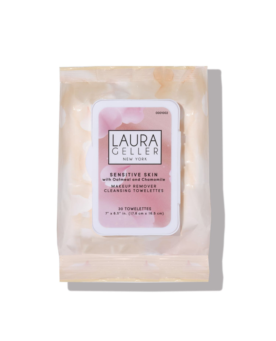 Make-Up Remover Cleansing Towelettes Sensitive Skin - with Oatmeal and Chamomile