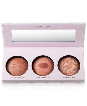 Hollywood Blushing Baked Blush Trio
