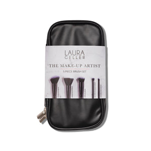 The Make-Up Artist 5 Piece Brush Set