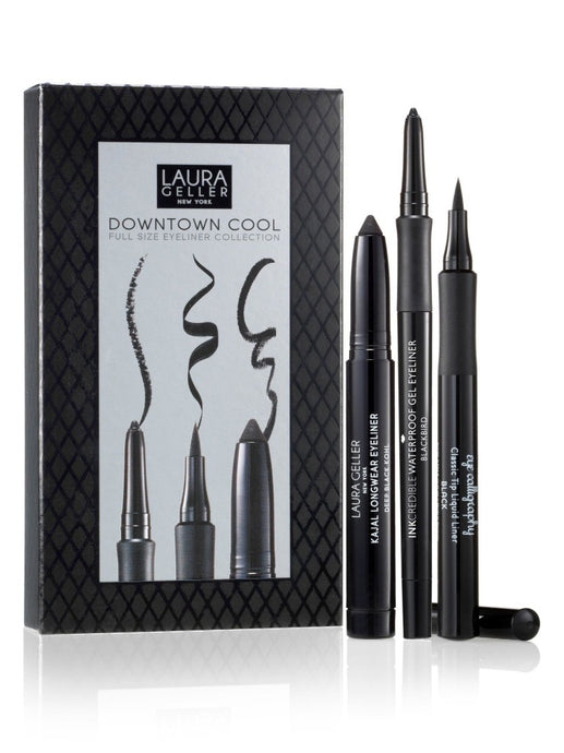 Downtown Cool Full Size Eyeliner Collection