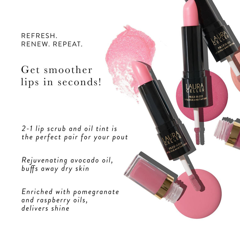 From Lids to Lips Kit (4 PC)