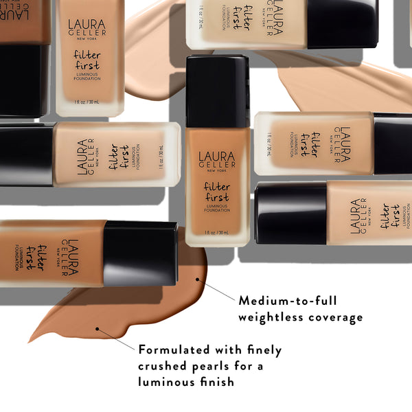 Filter First Luminous Foundation