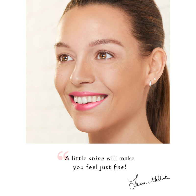 Fine Shine Hydrating Lipstick Laura Geller Quote