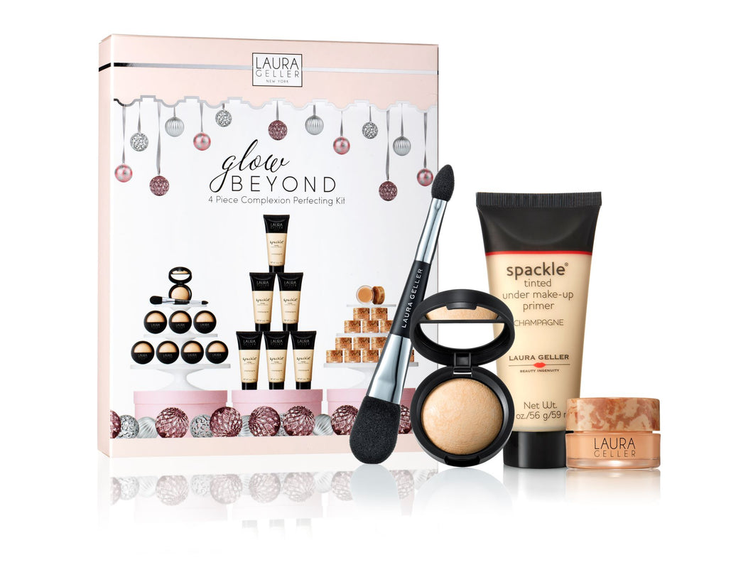 Glow Beyond 4 PC Kit Includes French Vanilla Highlighter