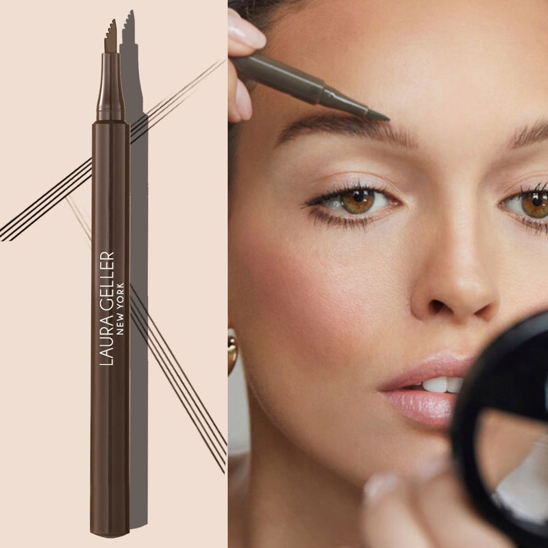 Heavenly Brows 24 Hour Brow Marker Model Photo