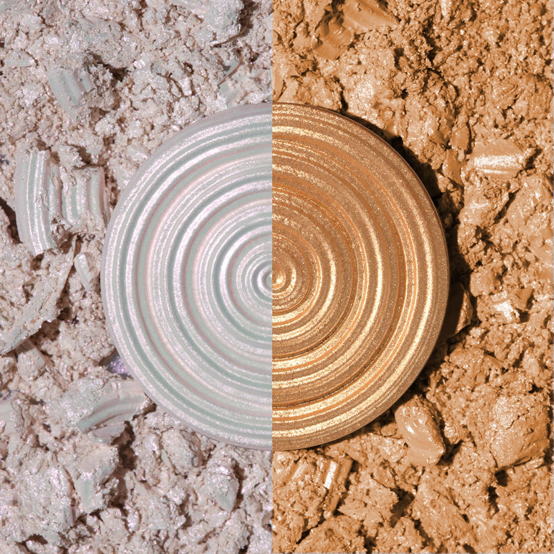 Baked Gelato Swirl Illuminator (Set of 2)