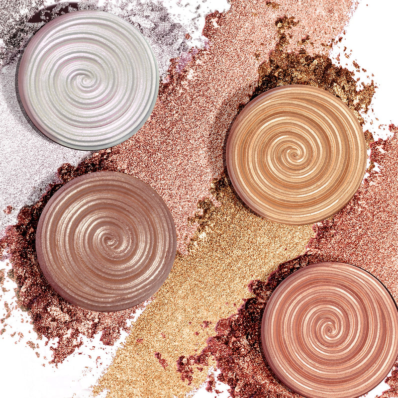 Baked Gelato Swirl Illuminator (Set of 4)