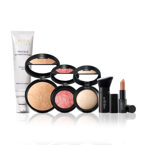 Fan Favorite Full Face Kit (Set of 6) Golden Medium