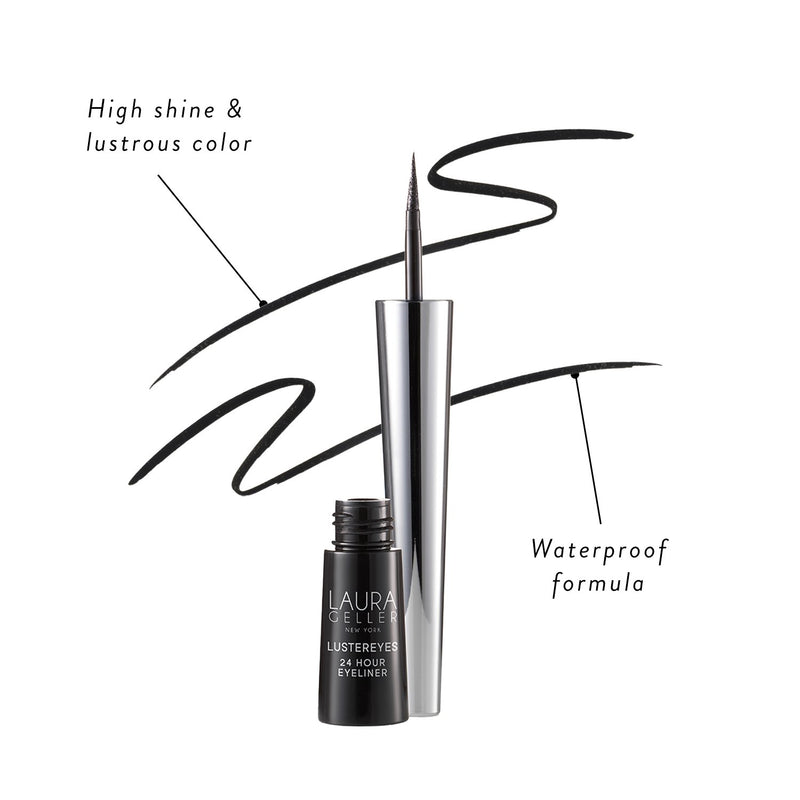 LusterEyes 24 Hour Eyeliner Educational