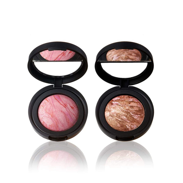 Blushing Beauty Baked Blush-n-Brighten (2 PC)