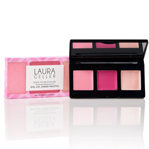 Made to Multitask  Eye, Lip, Cheek Palette (Pink Please)