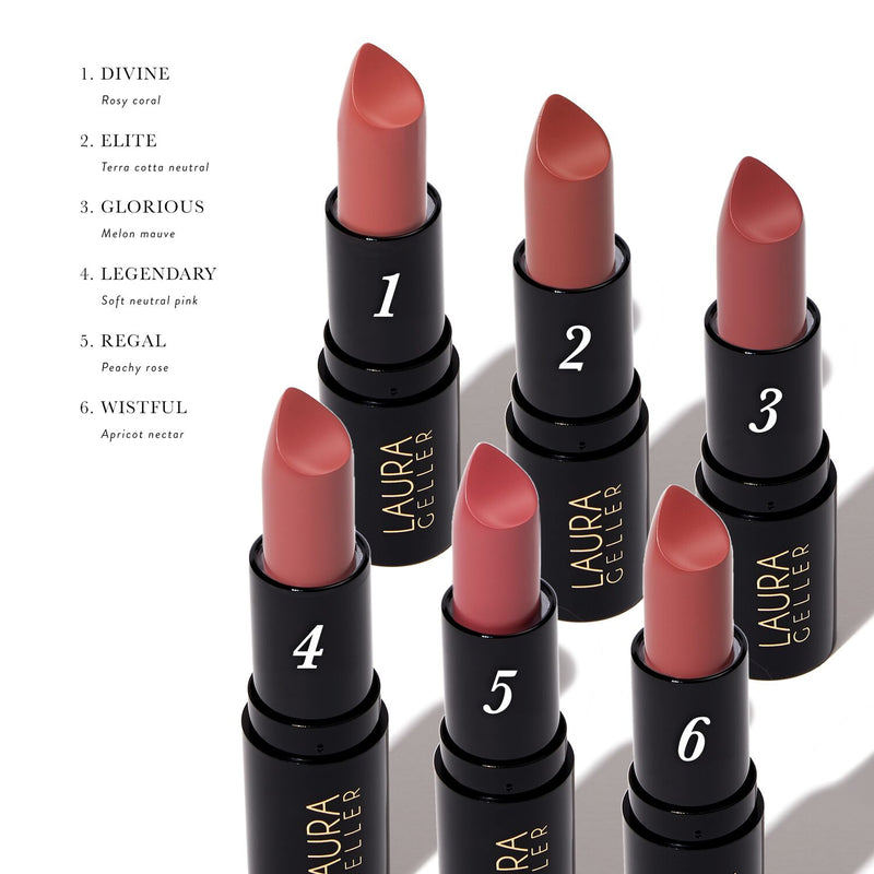 Modern Classic Lipstick Group Photo