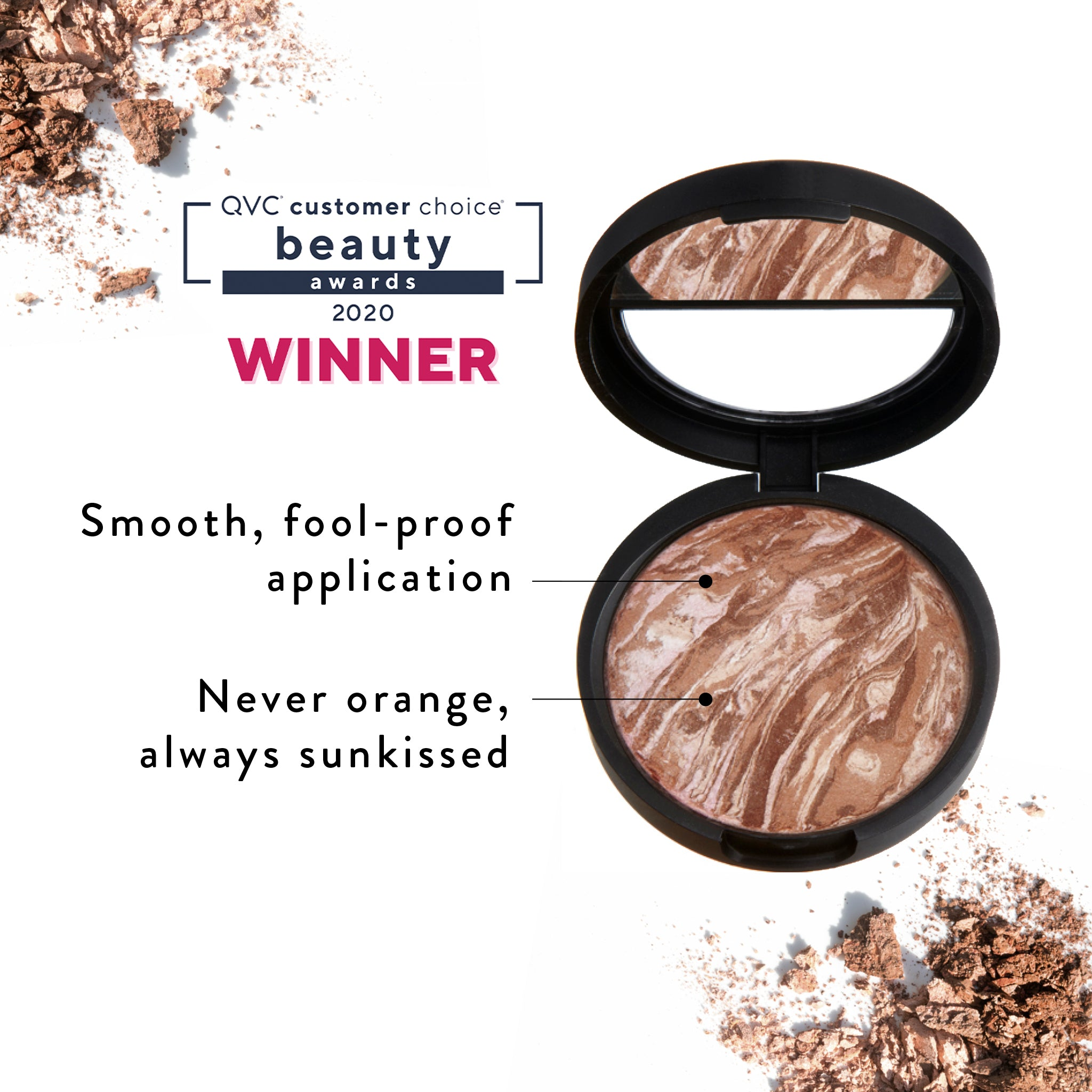 Baked Bronze-n-Brighten Multipurpose Bronzer