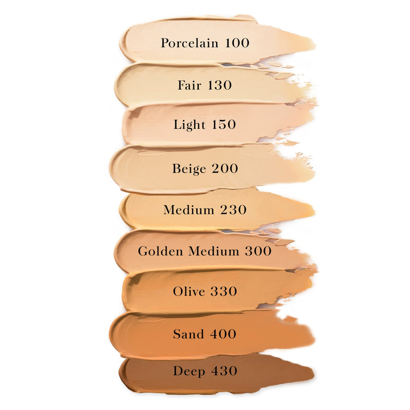 The Real Deal Concealer Advanced Shade Variants Swatches