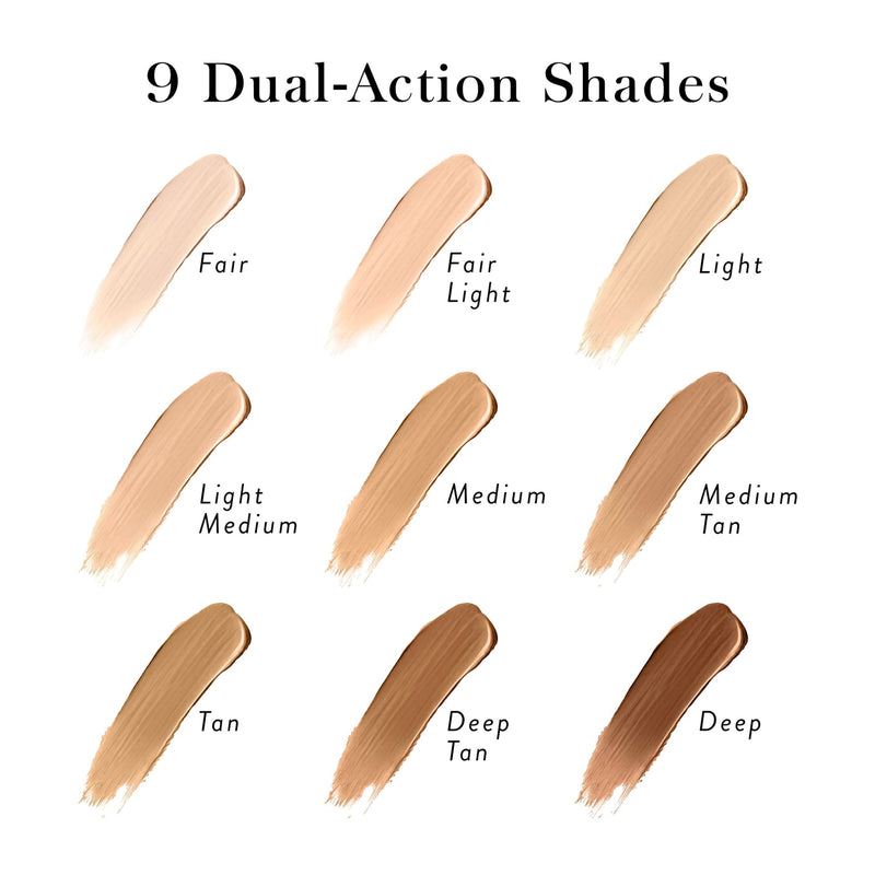 Spackle Concealer Shade Swatches