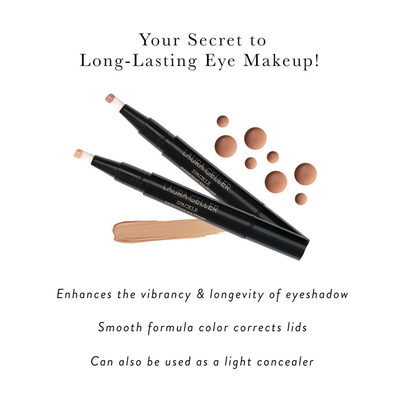 Spackle Waterproof Eye Primer + Concealer