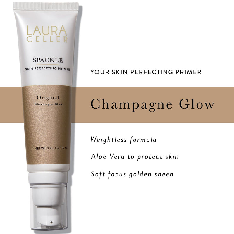 Spackle Perfecting Primer: Original Champagne Glow