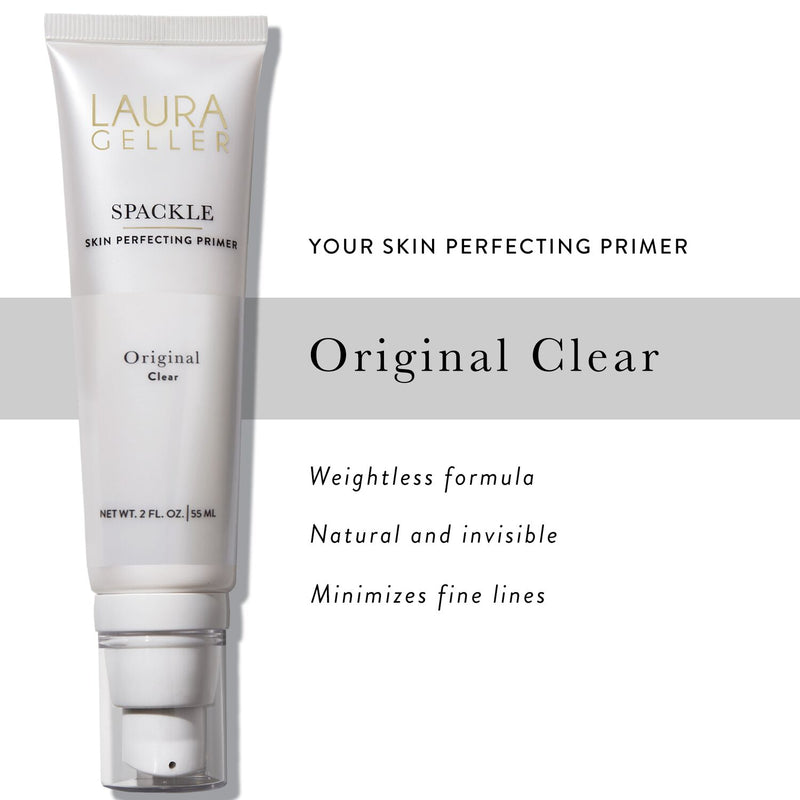 Spackle Perfecting Primer: Original Clear