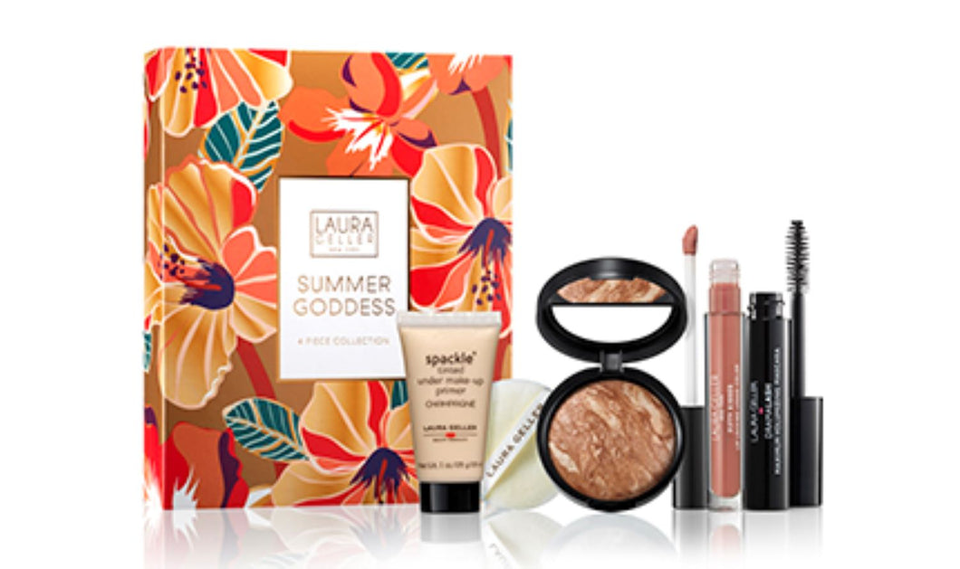 Summer Goddess 4Pc Kit