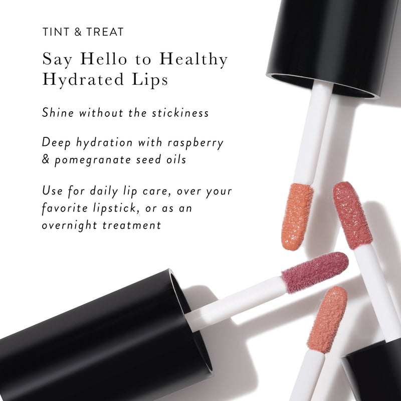 Treat-n-Go Lip Oil Product Benefits