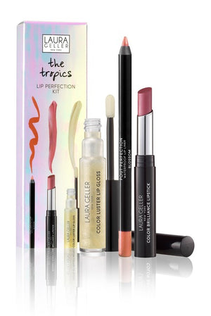 """The Tropics"" 3-Piece Lip Collection"