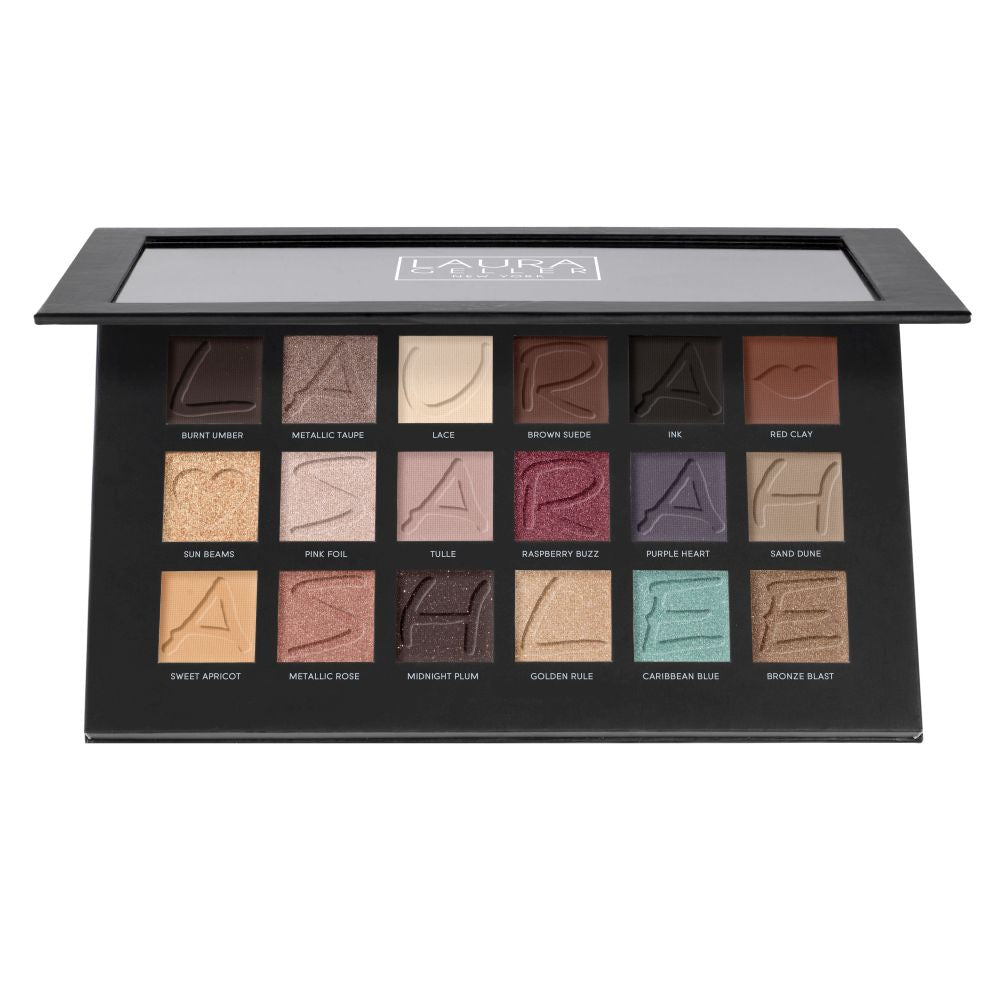 THE ARTISTS PICKS EYESHADOW PALETTE