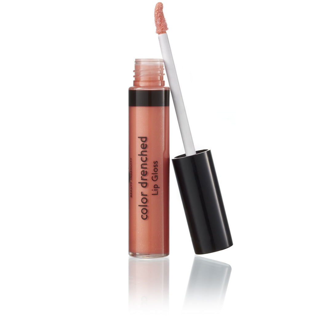 Travel Size Color Drenched Lip Gloss - Melon Infusion