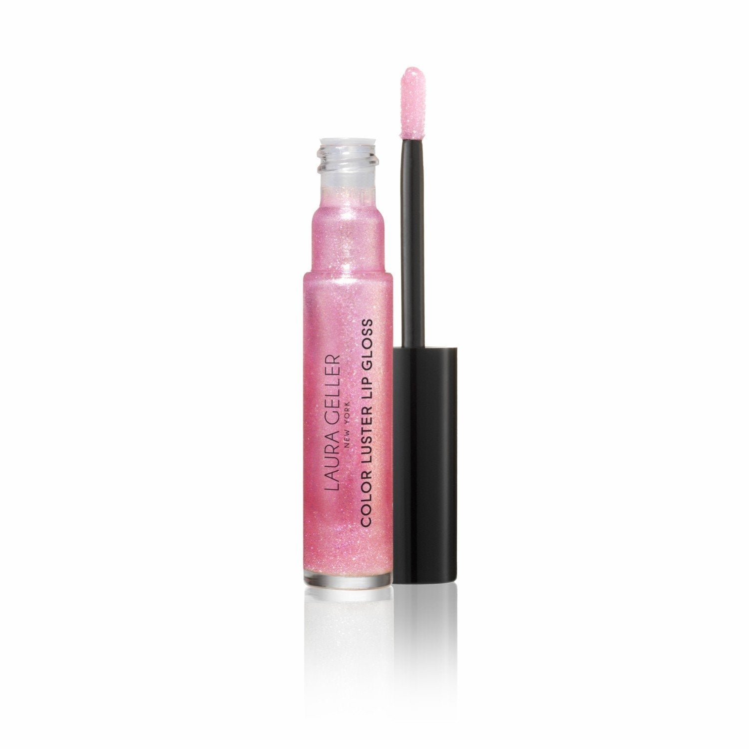 Color Luster Lip Gloss Hi-Def Top Coat Pink Sapphire