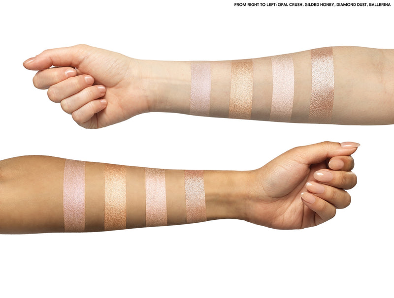 Dewdreamer Illuminating Drops Arm Swatches