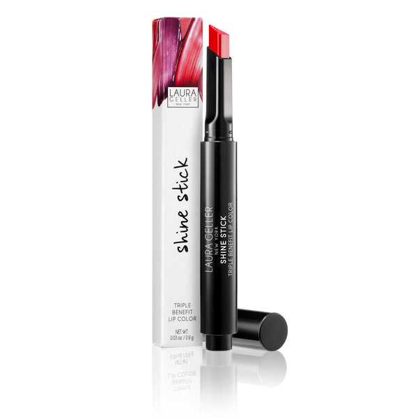 Shine Stick Triple Benefit Lip Color Radiant Red