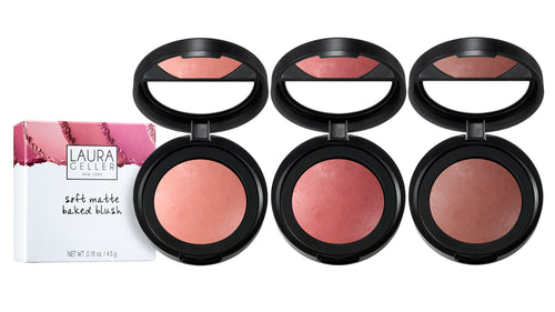 Soft Matte Baked Blush