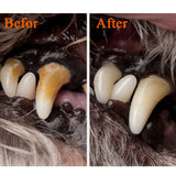 PET'S TEETH HEALTH KIT BY REPAIRING AND PREVENTING DISEASE