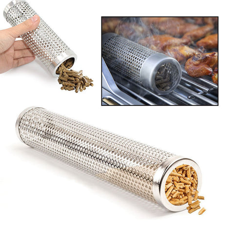 Pellet Smoker Tube-kitchen gadgets-shopinlegion