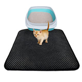 Double Layer Cat Litter Mat-shopinlegion