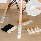CAT PAW CHAIR SOCKS (4 PACK)-shopinlegion