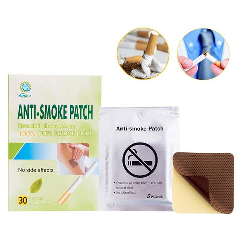 QuitTex™ ALL Natural Quit Smoking Patches ( Pack of 30 )