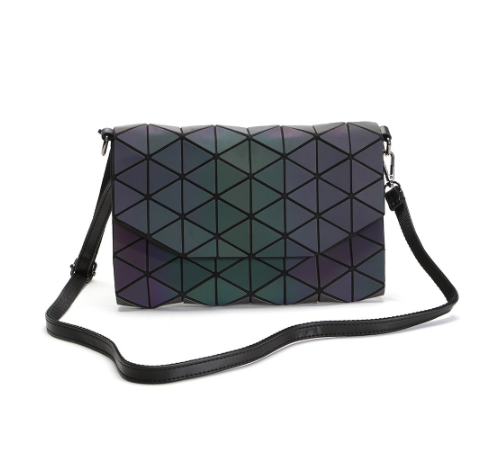Bolso de Mano Luminal Triangle Mate Edition