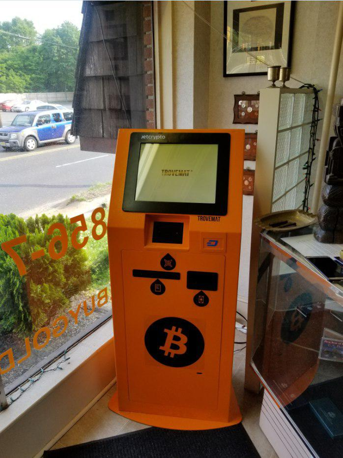 Come avviare un business ATM di Bitcoin