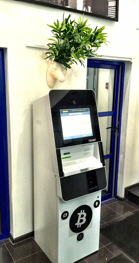 Bitcoin ATM'inizi marketinq