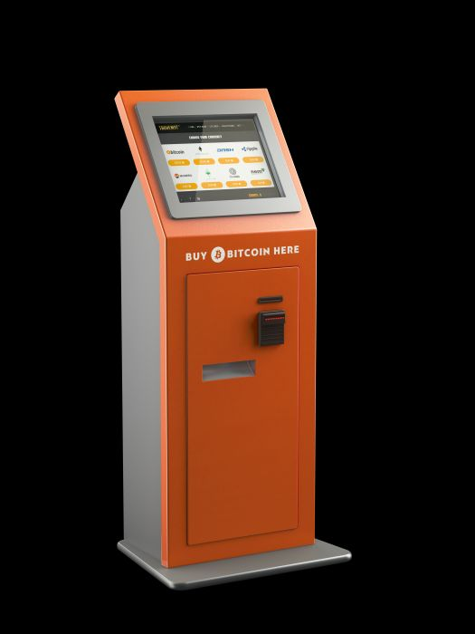 Trovemat T2 (cash-in & cash-out)