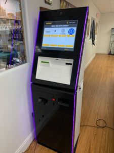 Trovemat T2 PRO (cash-in at cash-out)